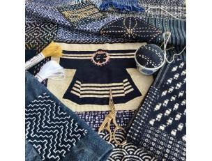 Bordado textil japonés...